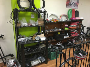 Ebike parts, accesories , bargoons  galore!!