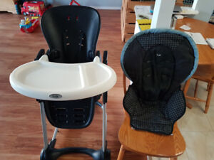 Lux High Chair