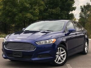 2014 Ford Fusion SE|ACCIDENT FREE|FINANCING AVAILABLE