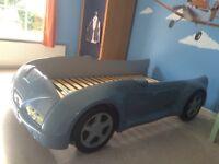 Boys Single Bed Frame - Sports Car Design