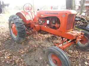 Allis Chalmers WD and WC Peterborough Peterborough Area image 1