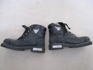 Motorcycle Jacket, Boots, Gloves, and Helmet Kitchener / Waterloo Kitchener Area image 1