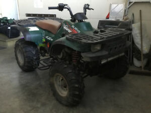 Polaris xplorer 4x4