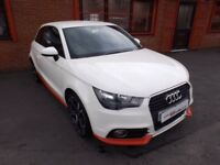 2012 12 AUDI A1 1.6 TDI COMPETITION LINE 3D DIESEL