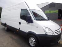 NO VAT! Iveco Daily 35s12 LWB high roof panel van (52)
