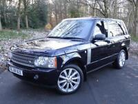 2008 08 Land Rover Range Rover 4.2 V8 auto Supercharged Vogue SE..HIGH SPEC !!