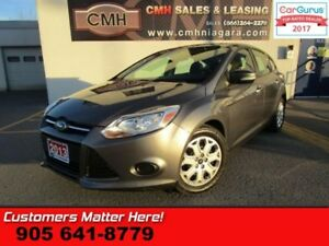 2013 Ford Focus SE  SUNROOF, POWER GROUP, BLUETOOTH, AUTO