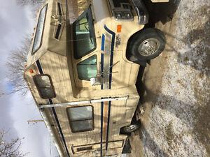 Chevy Vanguard Frontier Motorhome