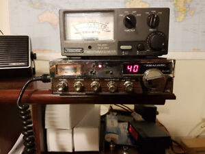 CB Radios and Meter For Sale