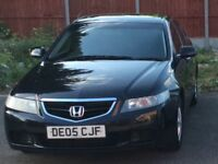 """Urgent sale""Honda Accord 2005 Black £975"