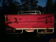 High Sided Dual Cab Steel Tray Perth Perth City Area Preview