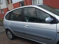 Renault scenic, Swap for 7 seater and a little cash or sell for £250 Ono,