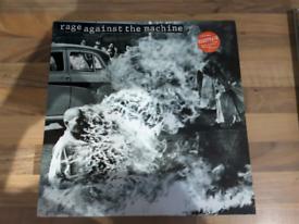 Rage Against The Machine 1992 1st Press