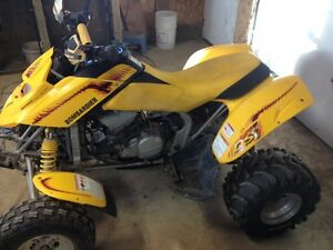 2000 bombadier can -am ds-650 $2500 o.b.o great shape
