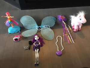 Girls toys $40 for all