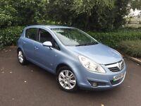 2009 Vauxhall Corsa Design 1.7 Cdti ** 52000 Miles ** Service History