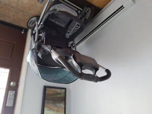 Excellent Graco Double Wheeled Stroller