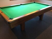 Pool table accessories this week take 100 bucks off