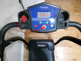 Finether Electric Folding Motorized Treadmill