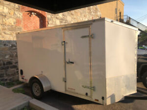 2019 6x12 Cargo Mate Remorque Fermée / Enclosed Trailer