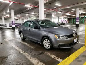 2012 Volkswagen Jetta 147,000 km 4 door auto