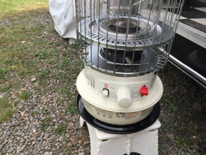 Kerosene portable heater