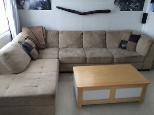 2pice sectional