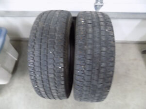 2 - Nordic  Wintertrac tires with snowflake