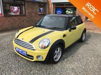 Mini Mini 1.6TD ( Pepper ) Cooper D 3 Door Hatchback
