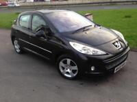 2009 Peugeot 207 1.6HDI 90 Sport - New MOT - FSH - 2 Keys - 102000 Miles