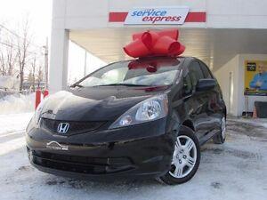 Honda FIT 5dr HB Auto LX 2014