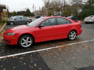 2008 Mazda 6