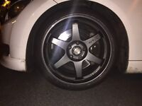 "19"" Calibre GTR Alloys 5x120 BMW FITMENT"