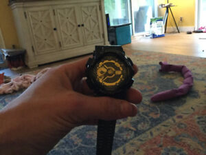 G-Shock Casio Watch - Bought for $170 only wore it once so mint