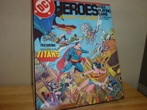 DC Heros Role Playing Game