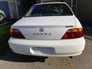 2000 Acura TL Luxury Packages V6, VTEC