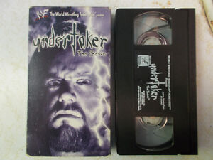 Wrestling VHS For Sale, All $1 Each!! WWE, WWF, WCW, ECW London Ontario image 6