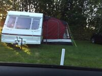 Swift Challenger 490 SE LUX 1997 5 Berth Caravan Single Axle