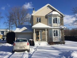 Large 2 storey house for rent. With Pool! Huge yard lots Light