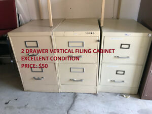 TU-2 Drawer Vertical Filings, Excellent Condition, Cheap Price!