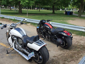 Cash in hand for a 2008 Night Rod Special VRSCDX