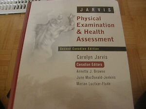 physical examination and health assessment jarvis 1st canadian edition pdf