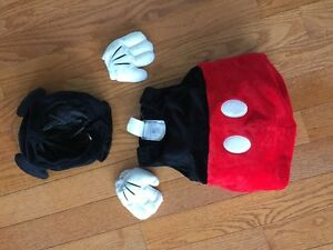Mickey Moiuse costume