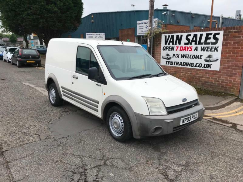 1ec17bca40 Ford Transit Connect 1.8TDCi ( 90PS ) Low Roof Van T220 SWB LX ...