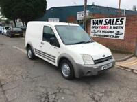 Ford Transit Connect 1.8TDCi ( 90PS ) Low Roof Van T220 SWB LX, FULL SERVICE