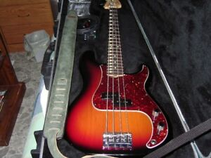 2010 Fender Precision 4-string Bass for sale