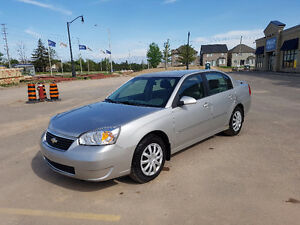 2006 Chevrolet Malibu LT 125KMS SAFETY + EMISSION + TAX INCLUDED