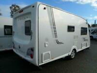 2008 Swift Conqueror 480 - 2 berth Touring caravan