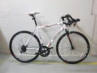 Mint condition vertigo road bike 56 cm