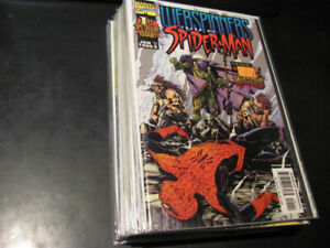 Webspinners Tales of Spider-Man Comic Book Run Complete